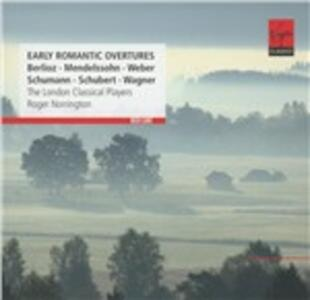 Early Romantic Overtures - CD Audio di Roger Norrington,London Classical Players
