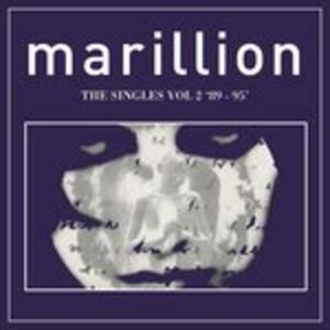 Singles 89-95 - CD Audio di Marillion