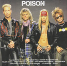 Icons - CD Audio di Poison