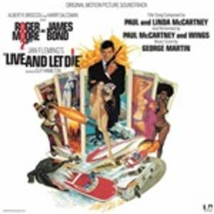 Live and Let die (Colonna Sonora) - Vinile LP