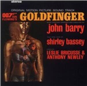 Goldfinger (Colonna Sonora) - Vinile LP di John Barry