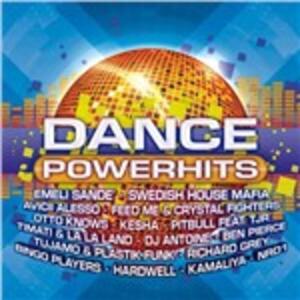 Dance Powerhits 2013 vol.1 - CD Audio