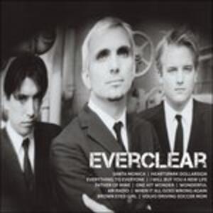 Icons - CD Audio di Everclear