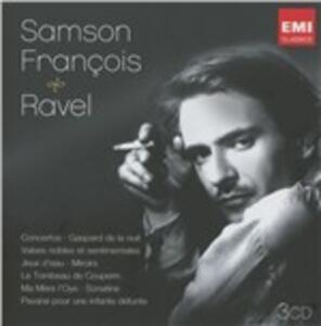 Ravel - CD Audio di Samson François
