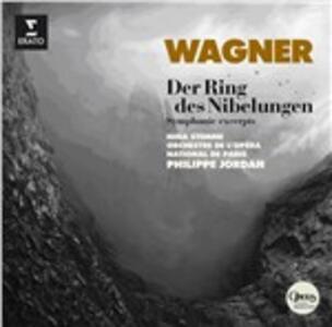 L'anello del Nibelungo - CD Audio di Richard Wagner,Nina Stemme,Orchestra dell'Opera di Parigi,Philippe Jordan