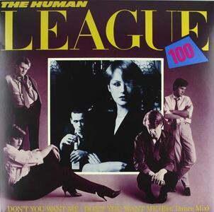 Don't You Want me - Vinile LP di Human League