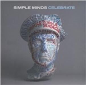 Celebrate. The Greatest Hits - CD Audio di Simple Minds