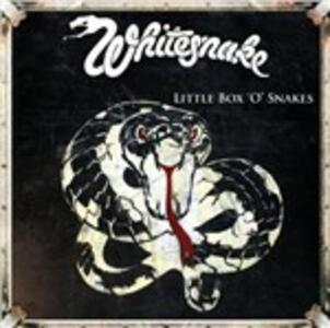 Little Box 'o' Snakes. The Sunburst Years 1978-1982 - CD Audio di Whitesnake