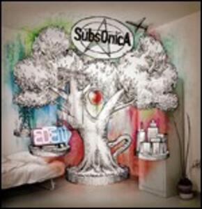 Eden - CD Audio di Subsonica
