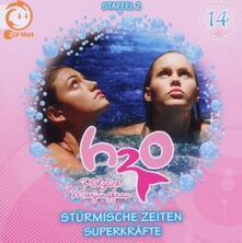 Plotzlich Meerjungfrau 14 - CD Audio di H2O