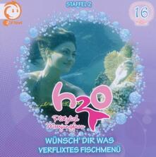 Plotzlich Meerjungfrau 16 - CD Audio di H2O