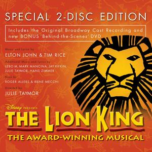 The Lion King. The Musical (Colonna Sonora) - CD Audio