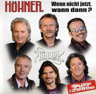 Wenn nicht Jetzt wann dann? - CD Audio di Hohner