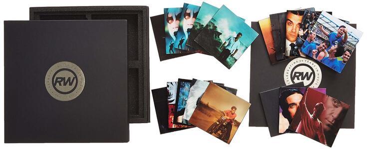 The Definitive Collector's Edition Box - CD Audio di Robbie Williams