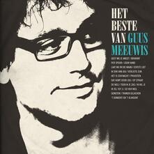 Het Beste Van Guus - CD Audio di Guus Meeuwis