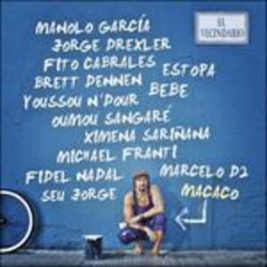 El Vecindario - CD Audio di Macaco