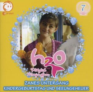 Vol.7 Zanes Utergang - CD Audio di H2O