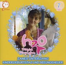 Vol.7 Zanes Utergang - CD Audio di H2O