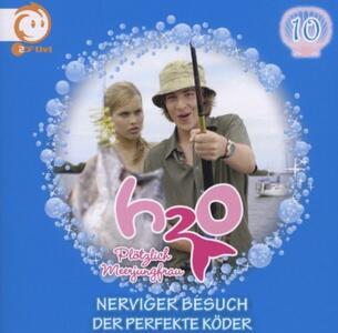 Vol.10 Nerviger Besuch - CD Audio di H2O