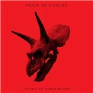 The Devil Put Dinosaurs Here - CD Audio di Alice in Chains