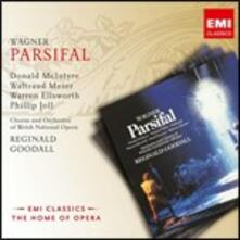 Parsifal - CD Audio di Richard Wagner,Waltraud Meier,Warren Ellsworth,Donald McIntyre,Reginald Goodall