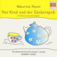 L'enfant et les sortilèges - CD Audio di Maurice Ravel,André Previn
