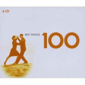100 Best Tango - CD Audio