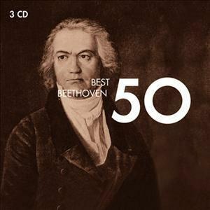 50 Best Beethoven - CD Audio di Ludwig van Beethoven