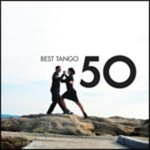50 Best Tango - CD Audio