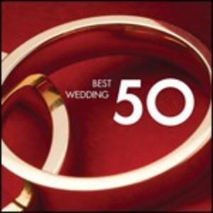 50 Best Wedding - CD Audio