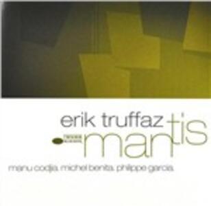 Mantis - CD Audio di Erik Truffaz