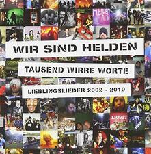 Tausend Wirre Worte - CD Audio di Wir Sind Helden