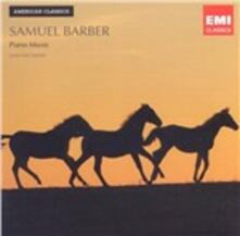 Piano Music - CD Audio di Samuel Barber