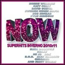 Now Superhits Inverno 2010/11 - CD Audio