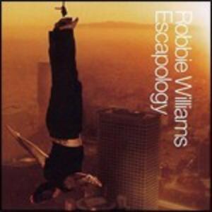 Escapology - CD Audio + DVD di Robbie Williams