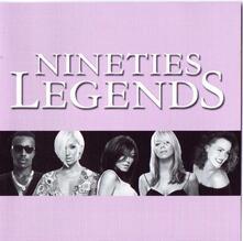 Nineties Legends - CD Audio
