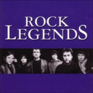 Rock Legends - CD Audio