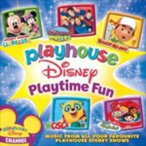 Playhouse Disney - CD Audio