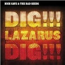 Dig!!! Lazarus Dig!!! (Remastered Edition) - CD Audio + DVD di Nick Cave,Bad Seeds