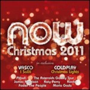 Now Christmas 2011 - CD Audio
