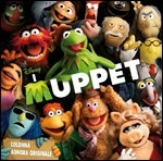Cover CD Colonna sonora I Muppet