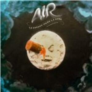 Le voyage dans la Lune - CD Audio + DVD di Air