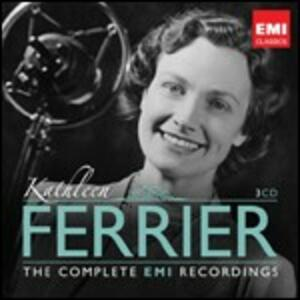 The Complete EMI Recordings - CD Audio di Kathleen Ferrier