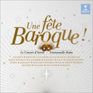 Une Fete - CD Audio di Emmanuelle Haim