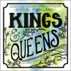 Kings & Queens - CD Audio di Eddie Kirkland