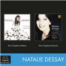 Arie d'opera francesi - Arie d'opera italiane - CD Audio di Natalie Dessay