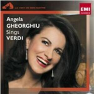 Angela Gheorghiu Sings Verdi - CD Audio di Giuseppe Verdi,Angela Gheorghiu