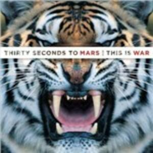 This Is War - CD Audio di 30 Seconds to Mars