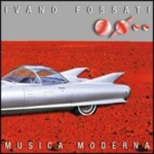 Musica moderna (Slidepack) - CD Audio di Ivano Fossati