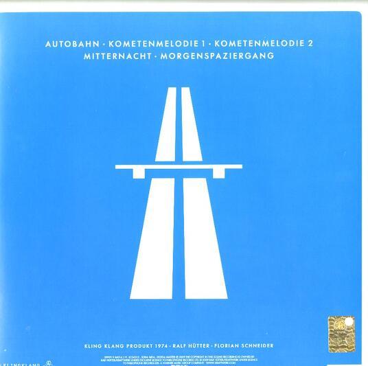 Autobahn - Vinile LP di Kraftwerk - 2